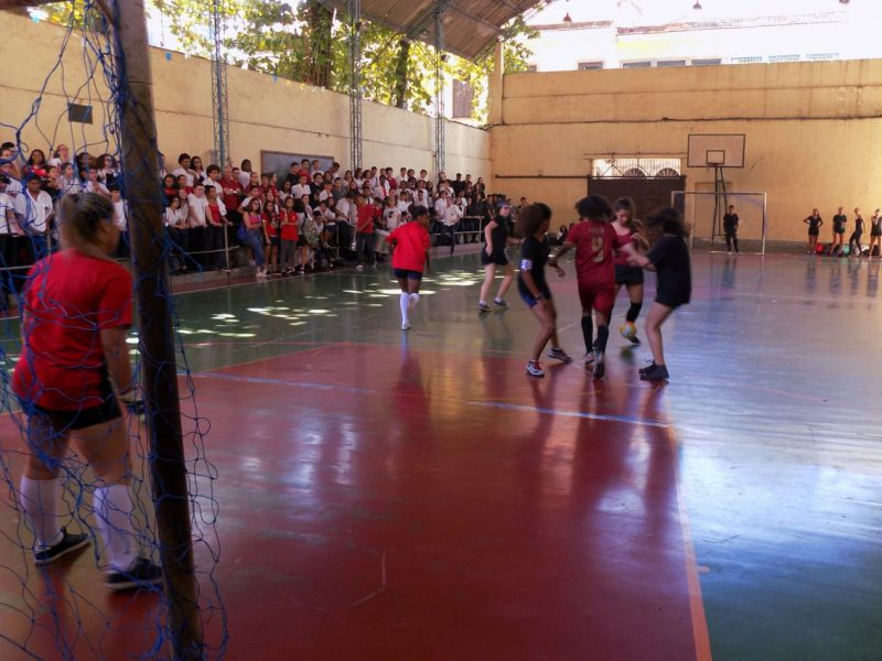 "Momento da final do campeonato ""Elas na Quadra"" (3)"